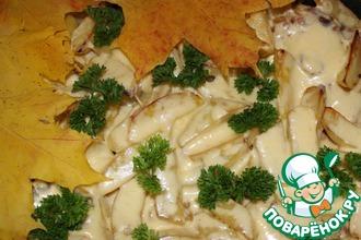 Сырная картошечка