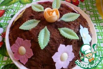 """Овсяный торт """"Нежность"""""""