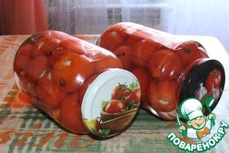 """Маринованные помидоры """"Сюрприз"""""""