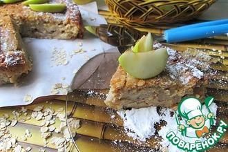 Яблочный пирог с пряностями