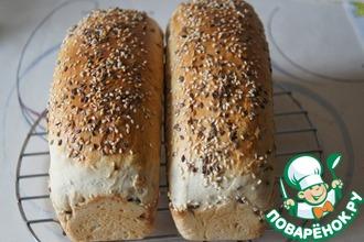 """Хлеб с семечками """"Здоровье"""""""