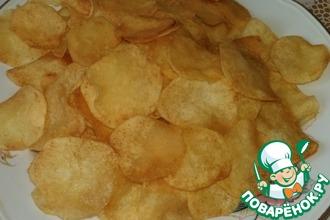 """Хрустящие чипсы """"Просто и вкусно"""""""