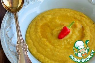 Самый вкусный суп-пюре «Бархатный»