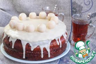Английский пасхальный торт на русский лад