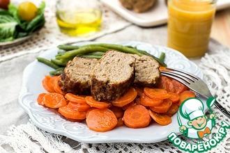 Полпеттоне из телятины с морковью