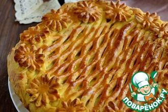 Пирог «Подарочный»