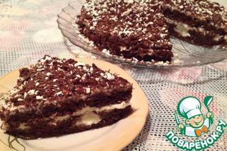 """Торт """"Шоколадный Сюрприз"""" с кабачком"""