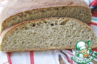 Хлеб с картофелем по старому рецепту