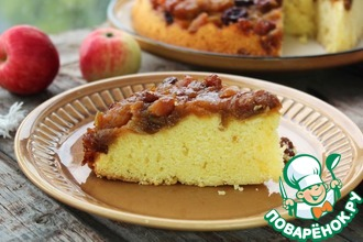 Яблочный пирог от Гордона Рамзи