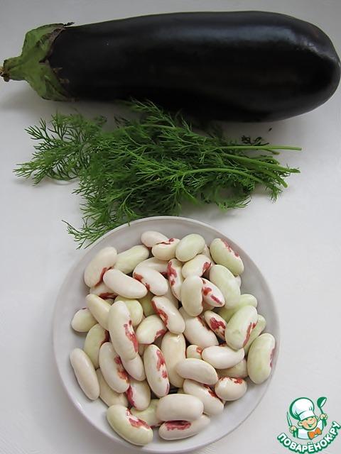 Подготовить продукты для нашего салата.