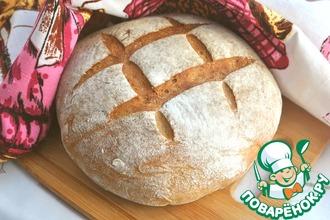 Очень простой хлеб