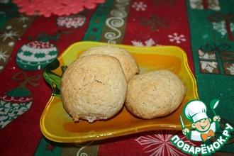 Ирландское имбирное печенье с китайским акцентом