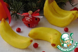 """Подарочное пирожное """"Бананы"""""""