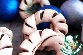 """Печенье """"Рождественские колечки"""" с острова Мальта"""