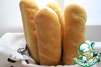 Сливочный мини-хлеб