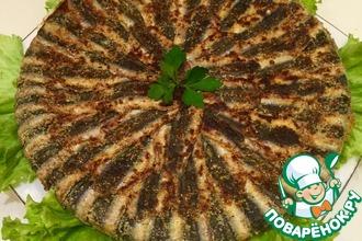 Рыбный пирог с любимой начинкой
