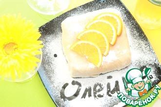 Блинный пирог с яблочной начинкой