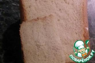 Йогуртовый хлеб в хлебопечке