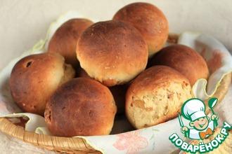 Шафранный хлеб