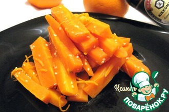 """Морковь """"Оранжевое чудо"""""""