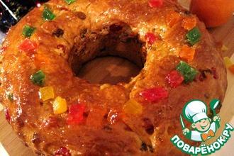 Рождественский пирог трёх королей