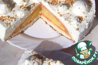 "Торт ""Старый Новый год"""