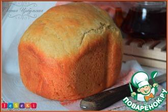 Коричневый хлеб из пшеничной муки