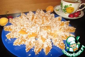Яблочно-абрикосовый мармелад