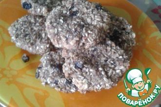 Печенье диетическое на завтрак