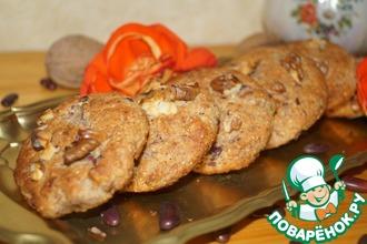 Японское печенье из фасоли
