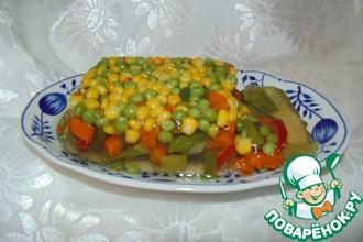 Зельц из овощей