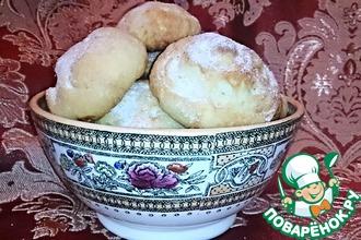 """Арабское печенье с финиками """"Маамуль"""""""