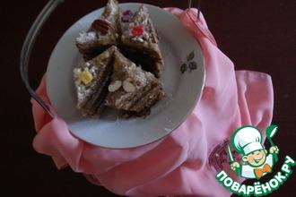 Хлебные пирожные