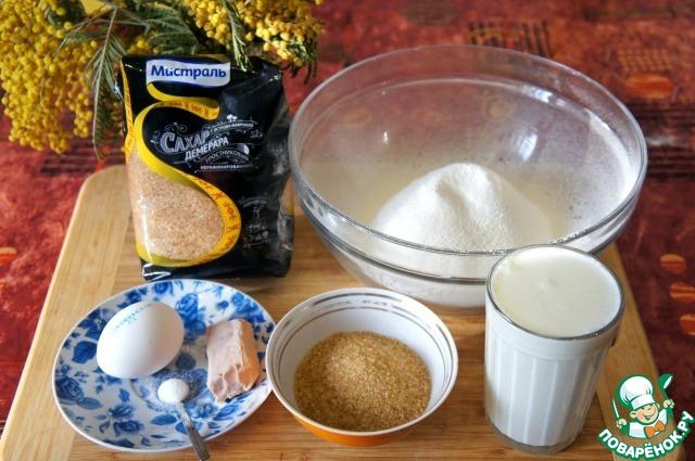 Подготовить продукты. Масло надо заранее вынуть из холодильника, оно должно быть очень, очень размягченным, до консистенции сметаны.