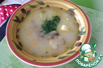 Суп легкий из рыбы