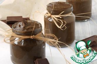 Необычный шоколадный пудинг