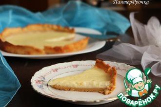 Сырный тарт