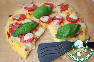 Полента по мотивам пиццы