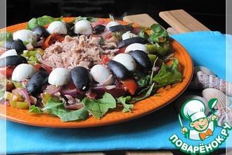 Ниццианский салат