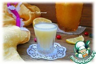 Авиньонский молочный ликер
