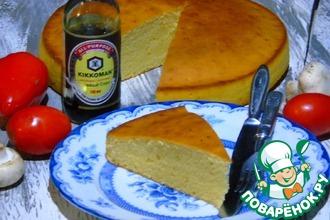 Кукурузный хлеб-кекс