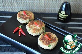 Картофельные зразы по-гонконгски