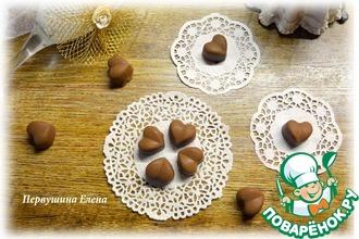 Шоколадные конфеты с сюрпризом