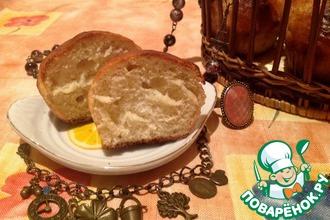 Французские картофельные булочки на завтрак