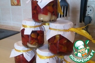 Вяленые помидоры по-тоскански