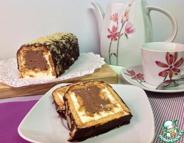 Десерт готов! Располагайтесь поудобнее и зовите гостей на чашечку чая!