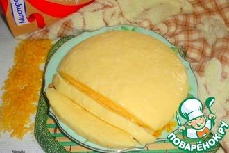 Пшенно-творожный сыр к завтраку