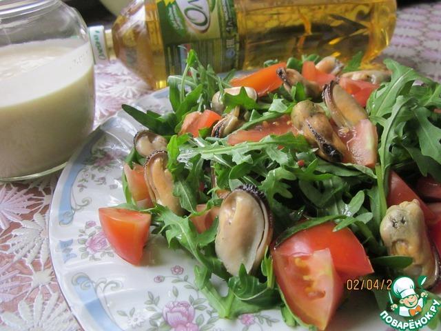 """В рецепте я использую масло """"Олейна"""" с добавлением оливкового масла. Мне оно очень нравиться в соусах. Рекомендую!"""