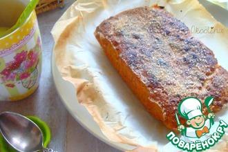 Постный пирог к завтраку