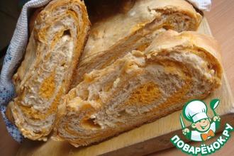 Томатно-ореховый хлеб